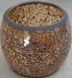 Mosaic Candle Holder / Tea Light Holder (SS1305)
