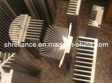 Aluminum/Aluminium Extrusion Profile Radiators (RAL-170)