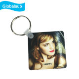 Guangdong Manufacturer Sublimation Keyring for Promotional Gift