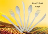 Biodegradable Soup Spoon-Heavy Duty Spoons (XYFS-02)