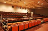 Indoor Retractable Telescopic Grandstand Bleacher Seating System