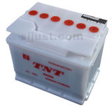 Auto Dry Charged Storage Battery DIN100 12V100ah