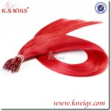 New Arrival Remy Brazilian Hair Nano Ring Hair Extension