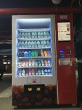 Advertisement Drink and Snack Vending Machine with Factory Price