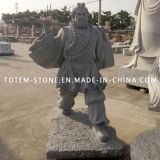 Granite Stone Carved Buddha Sculpture for Journey to The West