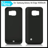 Portable 4200mAh External Backup Battery Cover for Galaxy S6 Edge