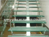 Clear Color Safety Laminated Glass for Stair Tread Glass