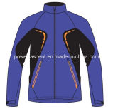 Wholesale OEM Micro Fleece Bonded Mens Soft Shell Jacket (pH-J06)