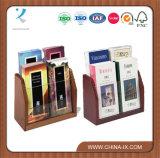2-Tiered 4 Pockets Brochure Holder for Tabletops