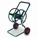 Pb-Free and UV-Resistant Powder Coating Garden Hose Reel Cart (TC4706B)