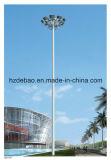 35m High Steel Mast Outdoor Lighting Pole