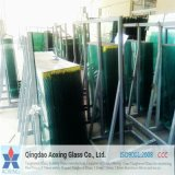 Safety Toughened/Tempered Glass for Fire Resistant Glass