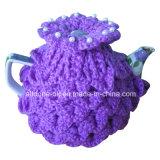 Hand Knit Crochet Tea Cosy Cozy Pot Holder Warmer Factory