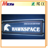 Brand Name Light Box Acrylic Logo LED Signs
