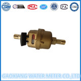 Copper Sheel Volumetric Water Meter Dn15-Dn40