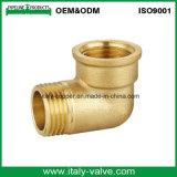OEM& ODM Good Quality Brass Female Elbow (AV9009)
