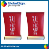 Shanghai Globalsign Hot Selling Aluminum Mini Roll up Banner (GMRB-A3)
