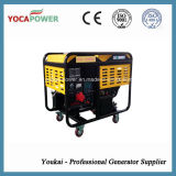 Three Phase 8kw Power Portable Generator