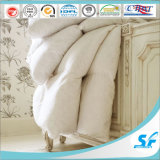 Four Season Cassette Polyester Cushion Goose Down Duvet