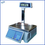 Price Label Scale Cash Register Retail Scales with Printer