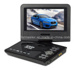 "7"" LCD Portable DVD Player with TV Game FM Radio"