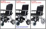 E Throne Easy Folding Electric Portable Wheelchair, Best Folding Wheelchair in The World, Foldable Power Wheelchair
