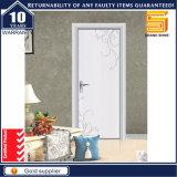 White Lacquer MDF Wood Interior Door