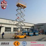 Hot-Sale AC Semi-Automati Caerial- Working Scissors Lift Table