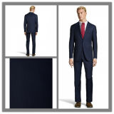 Italian Wool Fabric Bespoke Tailor Elegant Men Trendy Suit (SUIT61478)