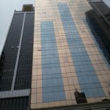 Silver Glossy Aluminum Wall Panels and Architectural Paneling System
