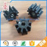OEM Pump Parts Wear Resistant NR Rubber Water Pump Impeller
