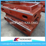 High Production Machine Molding Line Used Mould Box for Foundry