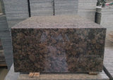 Hottest Cheapest Natural Stone Brown Granite of Polished Baltic