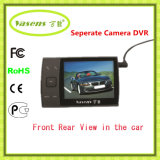 Separate Camera DVR H 264 Night Vision Dual Camera