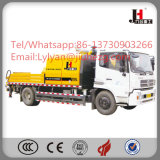 Truck-Mounted Concrete Pump with Reliabe Performance, Good Price, High Quality, Hot Sales!
