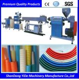 PE/PP/PVC Double Wall Corrugated Pipe Single Screw Extruder