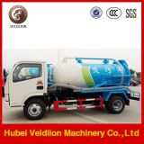 Dongfeng 4X2 Minitype 2000L Swage Suction Truck