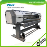 Wer-Es1802 1.8m Ce ISO Approved Small Canvas Digital Printer
