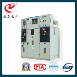 11kv Sf6 Gas Insulated Switchgear Panel Gis / Ring Main Unit Rmu Switchgear
