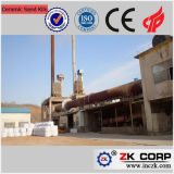 Lightweight Expanded Clay Aggregate--Leca Production Line