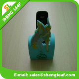 Desk Cartoon Novelty Rubber 2D 3D Anti-Slip Cell Phone Holder