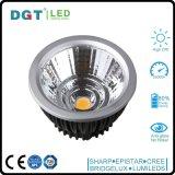 6W Aluminum Heat Sink MR16 COB Indoor LED Light