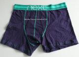 Dark Blue Comfortable Boxer Shorts for Men