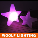 Illuminated Party Events Decor LED Stars with Light