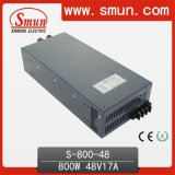 800W 48V17A Switching Power Supply Smun CE RoHS (S-800-48)