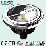GU10 Base 15W LED AR111 with Reflector Design