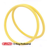 Yellow Flexible Rubber NBR O Rings for Scuba