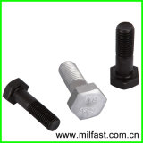 A325 Heavy Hex Bolt with Black