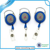 Lanyard with Customized Logo Polyester Lanyard with Badge Reel
