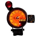 "3 3/4"" (95mm) Tachometer for 3 LED Color Tachometer (8371F-1)"